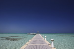 Cayman Islands Scenic Dock