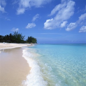 Seven Mile Beach on Cayman Islands